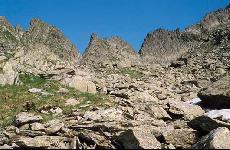 Struga Ciobanului, widok ogólny