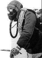Ekwipunek uczestników wyprawy włoskiej (1954)
