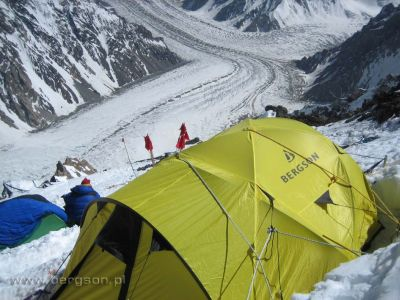 Bergson sponsorem wyprawy na K2