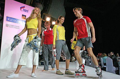 Pokazy mody włoskiej  (fot. Piotr Drożdż)