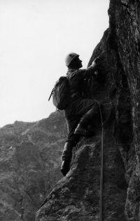 Pierwsze samodzielne wspinaczki w Tatrach