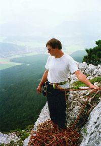 30 sierpnia 2002, ostatnie zdjęcie po ukończeniu ostatniej drogi