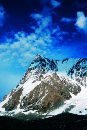 Dżygit - ściana północno-wschodnia
