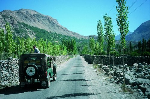 W drodze do Khande