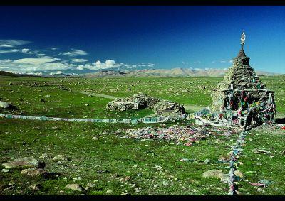 Równina Barkha. Tutaj zaczyna się Kailash Kora