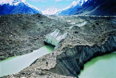 Atrakcje lodowca