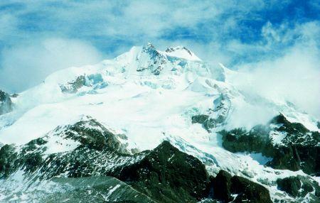 Szczyt Huana Potosi (6088 m npm)