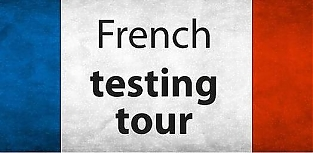 French testing tour