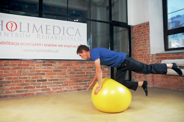 ćwiczenie stabilizacyjne