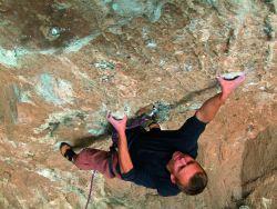 Konrad Saladrs na Nel Buio 8b, Ferentillo