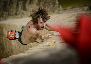 Chris Sharma wygrywa Red Bull Creepers