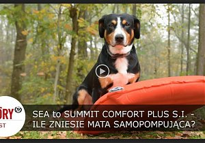 Mata samopompująca Sea to Summit comfort plus S.I.