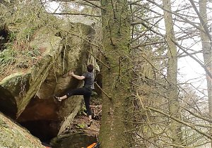 Bouldering w Irlandii - Soul Resolution