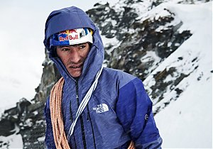 David Lama w The North Face Athlete Team!