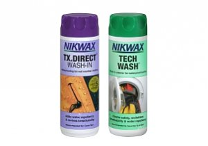 Zestaw TECH WASH® I TX.DIRECT® WASH-IN / Nikwax