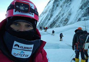 Miłka Raulin zdobyła Mt Everest 8848 m n.p.m.