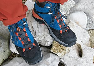 Buty turystyczne MH500 MID WTP / Quechua