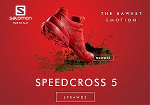 Salomon Speedcross 5 - nowa odsłona legendy