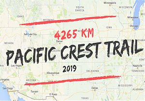 FEELIFE - Pacific Crest Trail 4265 km