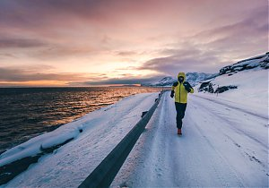 Run For The Arctic – pierwszy zimowy projekt Pau Capella