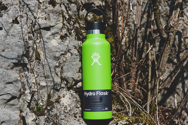 Butelka HYDRO FLASK 21oz (621ml) STANDARD MOUTH kiwi