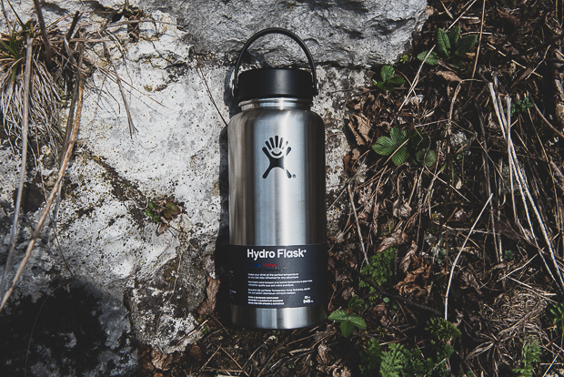 HYDRO FLASK 32oz (946ml) WIDE MOUTH stainless