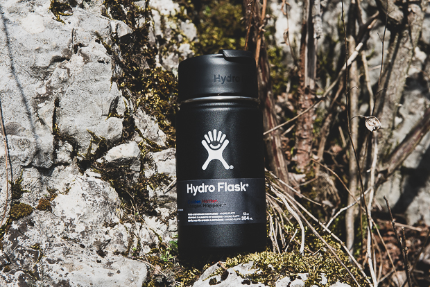 HYDRO FLASK COFFE 12oz (354ml) WIDE MOUTH black