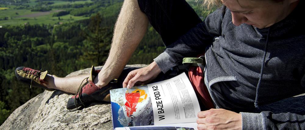 Góry - górskie magazyn sportowy numer 261