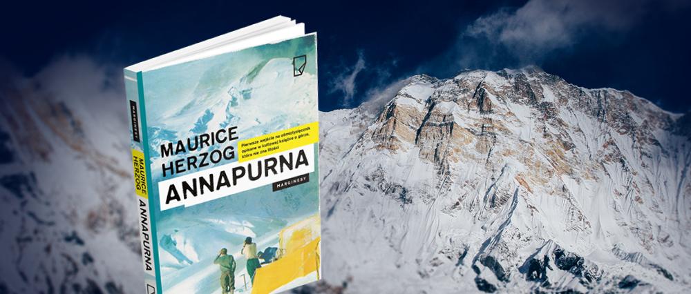 Annapurna - Maurice Herzog - wznowienie