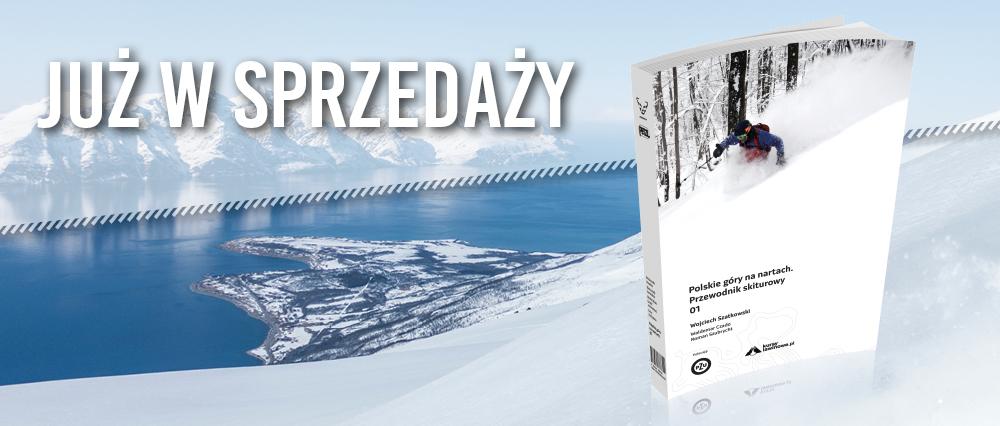 Polskie góry na nartach. Przewodnik skiturowy