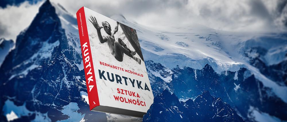 Kurtyka - sztuka wolności - książka